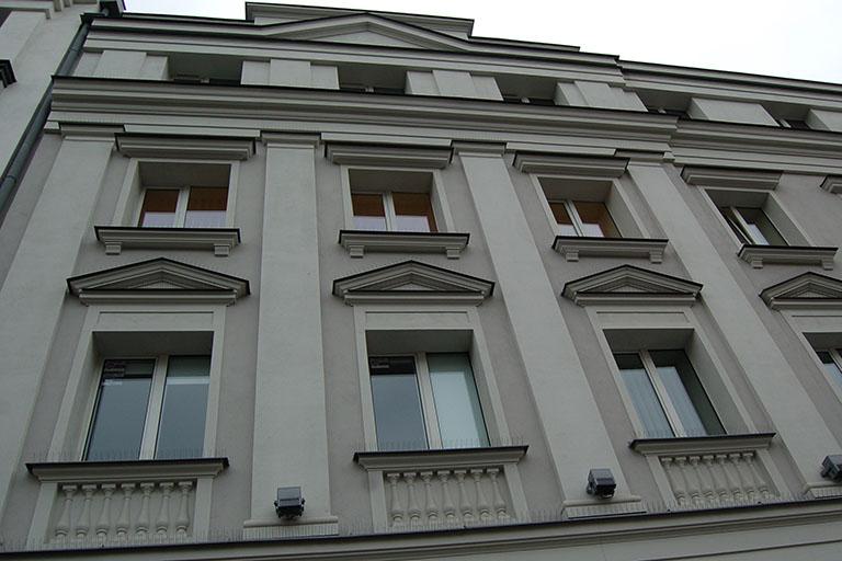 Rewitalizacja starych biur