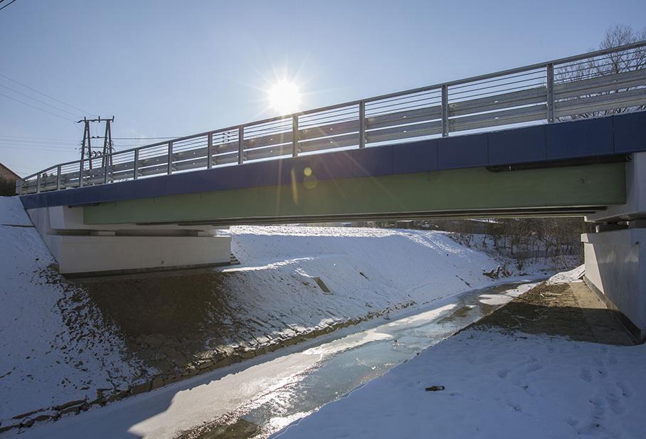 most drogowy zkompozytów FRP