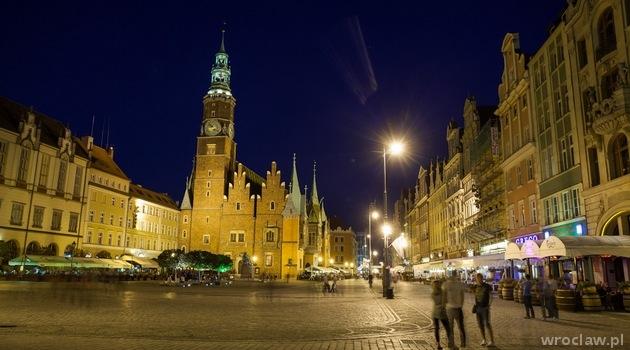 Wrocławskie kamienice - perły barokowej irenesansowej architektury, fot.wroclaw.pl