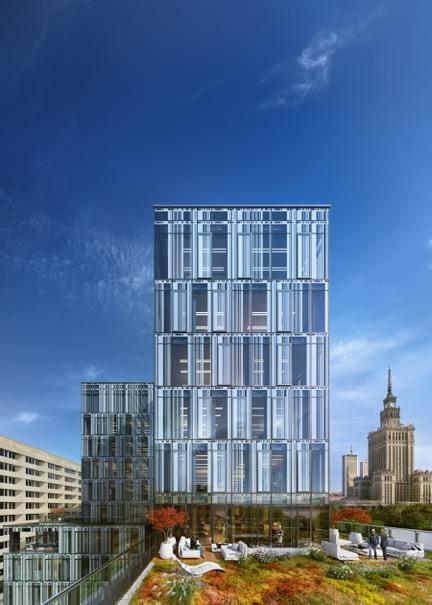 Projekt Centrum Marszałkowska
