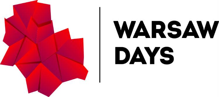 Logo III edycji konferencji Warsaw Days