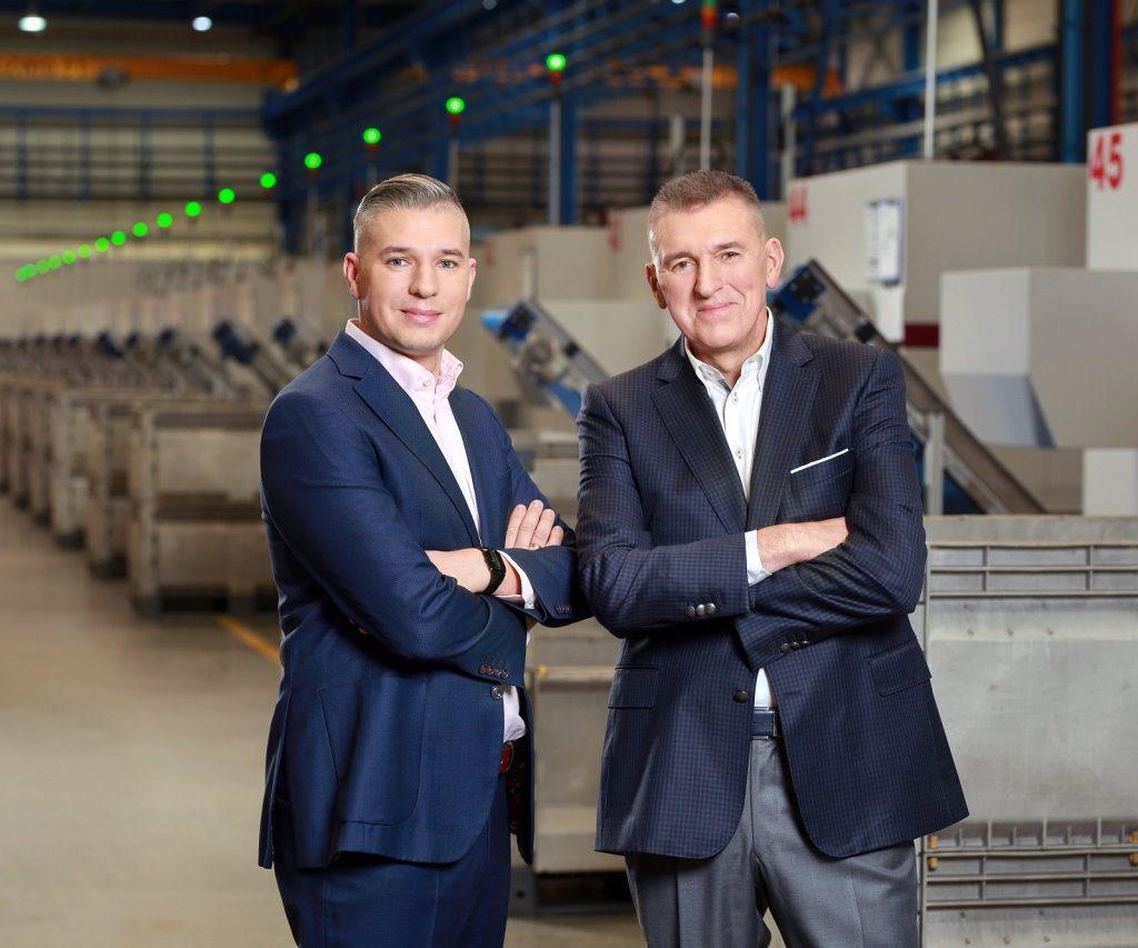 Paweł Klimas i Wojciech Klimas